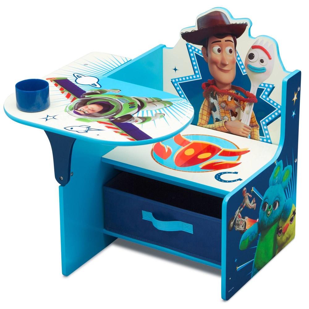 Disney Pixar Toy Story 4 Chair Desk With Storage Bin Delta Children
