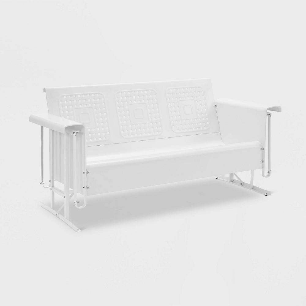 Bates Sofa Glider White - Crosley