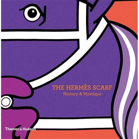 The Hermes Scarf - by  Nadine Coleno (Hardcover) - image 1 of 1