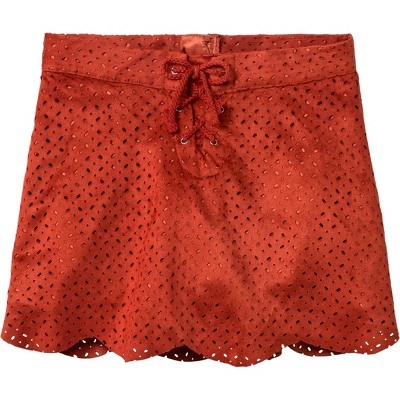 Toddler Girls' A-Line Skirt - Genuine Kids® from OshKosh Brown Suede 18M