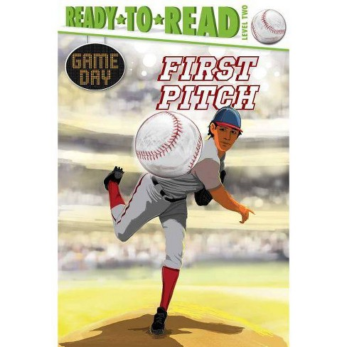 First Pitch - (Game Day) by  David Sabino (Hardcover) - image 1 of 1