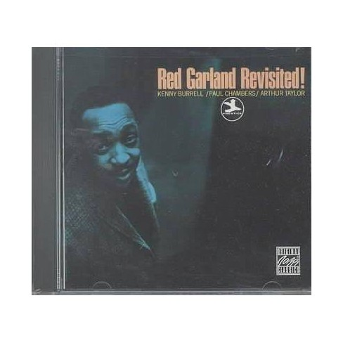 Red Garland - Red Garland Revisited (CD) - image 1 of 1