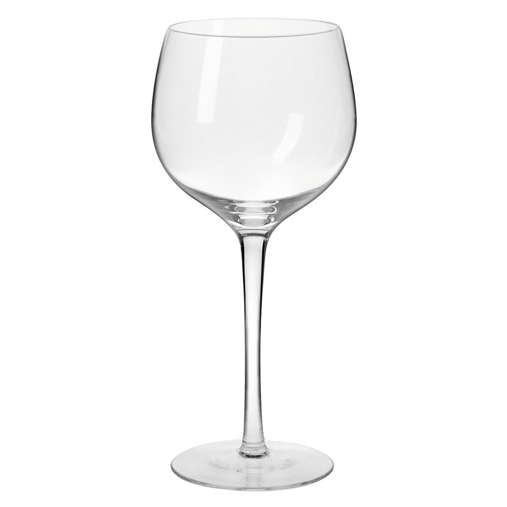 Image of Krosno Ava Wine Glasses Handmade 12oz. Set of 4, Clear