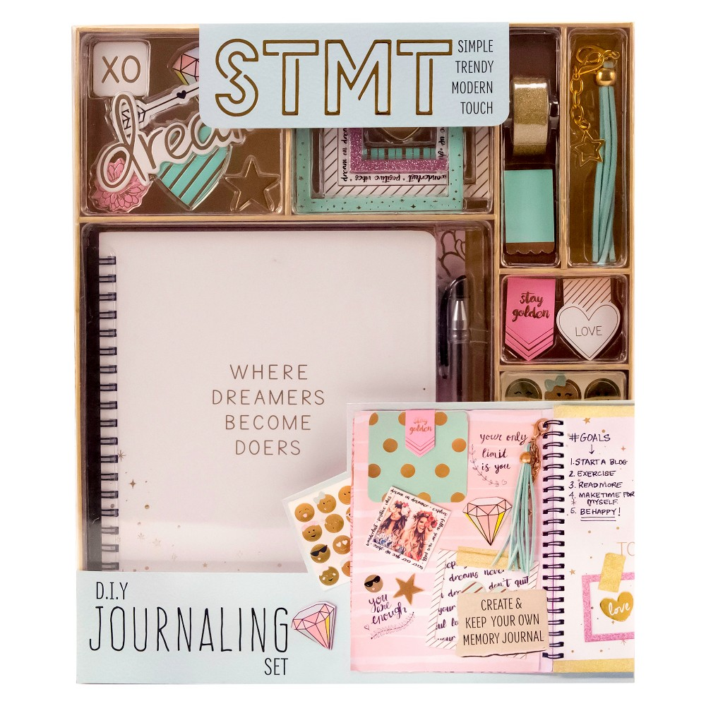 Image of STMT DIY Journaling Set, craft activity kits