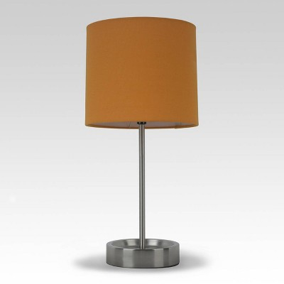 Stick Table Lamp Yellow - Room Essentials™