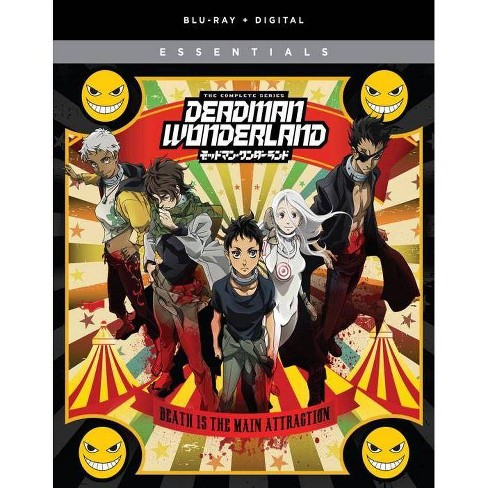 Deadman Wonderland: The Complete Series (Blu-ray) - image 1 of 1