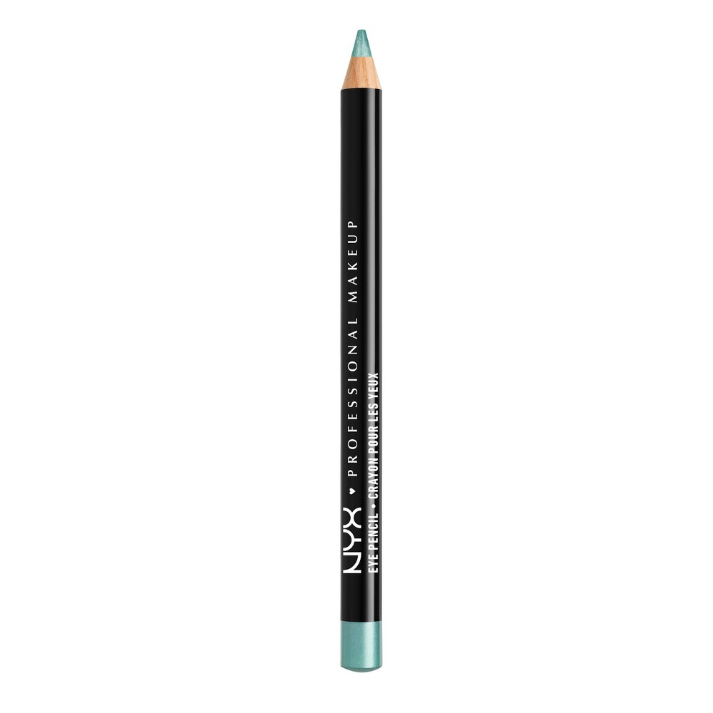 Nyx Professional Makeup Slim Eyeliner Baby Blue - 0.04oz