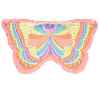 Magic Cabin - Heart Butterfly Wings, Pink