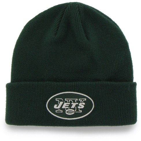 560aa9788 New York Jets Fan Favorite Cuff Knit Cap   Target