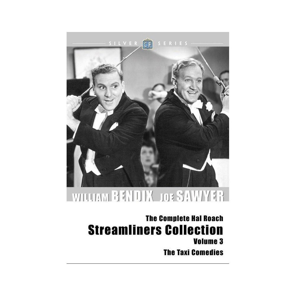 The Complete Hal Roach Streamliners Collection Volume 3 Dvd 2020