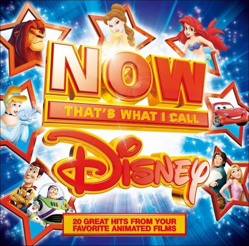 Various Artists - Now That's What I Call Disney, Vol. 1 (CD) - image 1 of 1