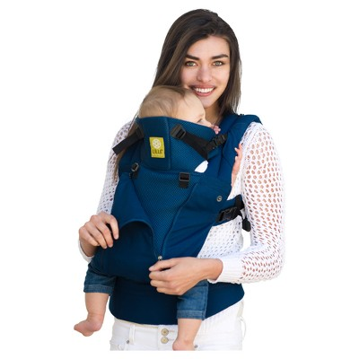 LILLEbaby Complete All Seasons Carrier - Navy