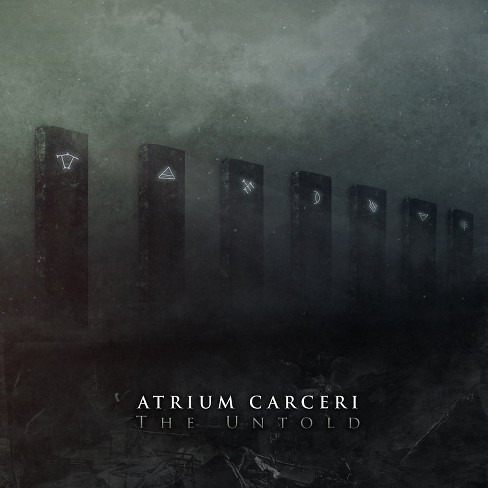 Atrium carceri - Untold (Ost) (CD) - image 1 of 1