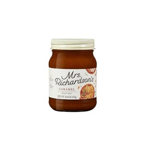 Mrs. Richardson's Caramel Topping - 16.6oz - image 1 of 3