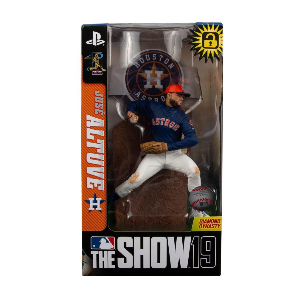 Houston Astros McFarlane Toys MLB The Show 19 Figure - Jose Altuve