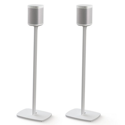 """Flexson 30"""" Floor Stands for Sonos One - Pair"""