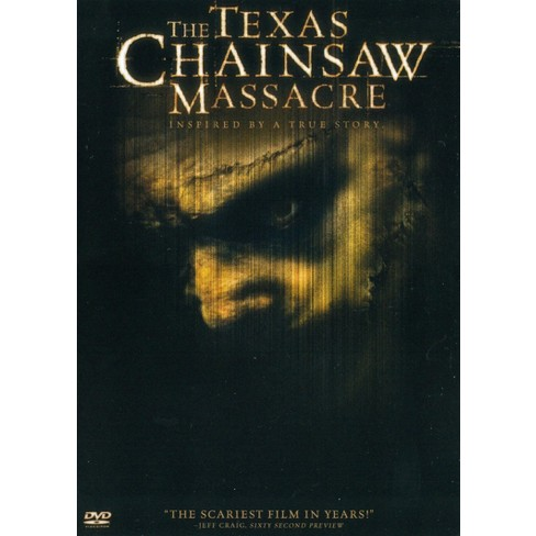 The Texas Chainsaw Massacre (dvd_video) - image 1 of 1