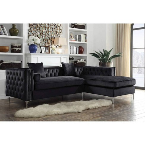 Super Monet Right Facing Sectional Sofa Chic Home Gmtry Best Dining Table And Chair Ideas Images Gmtryco