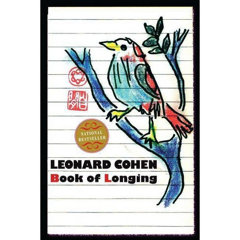 Book of Longing - by  Leonard Cohen (Paperback) - image 1 of 1