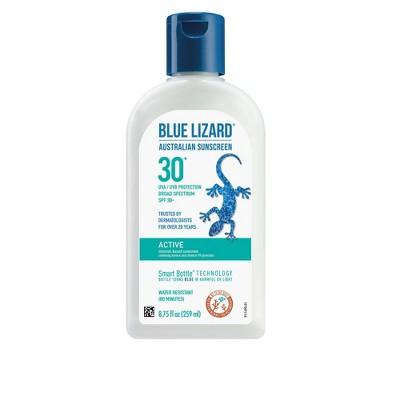 Blue Lizard Active Australian Sunscreen - SPF 30