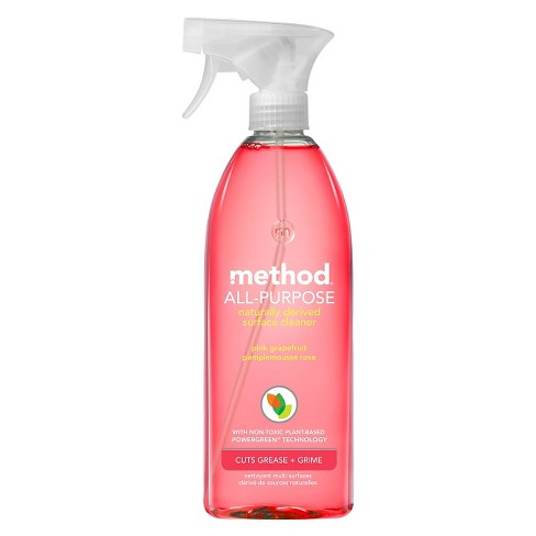 Method Pink Grapefruit scented All Purpose Surface Cleaner - 28 fl oz - image 1 of 2