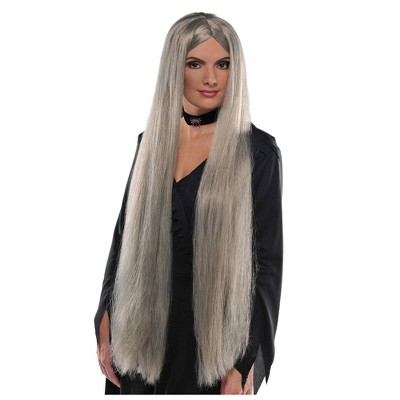 "36"" Witch Halloween Costume Wig"