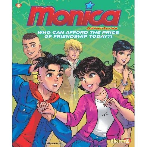 Monica Adventures - by  Mauricio de Sousa (Paperback) - image 1 of 1