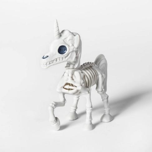 Unicorn Skeleton Decorative Halloween Prop - Hyde & EEK! Boutique™ - image 1 of 1