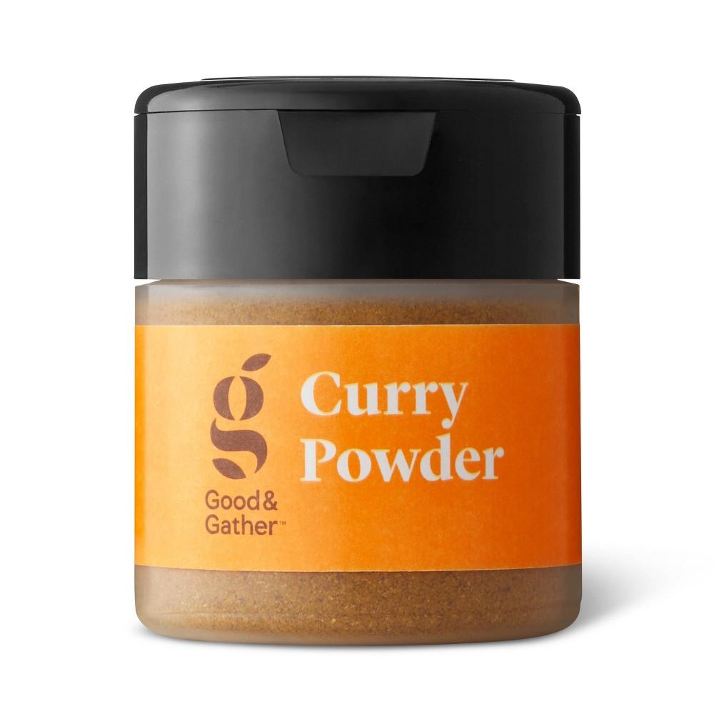 Curry Powder 0 9oz Good 38 Gather 8482