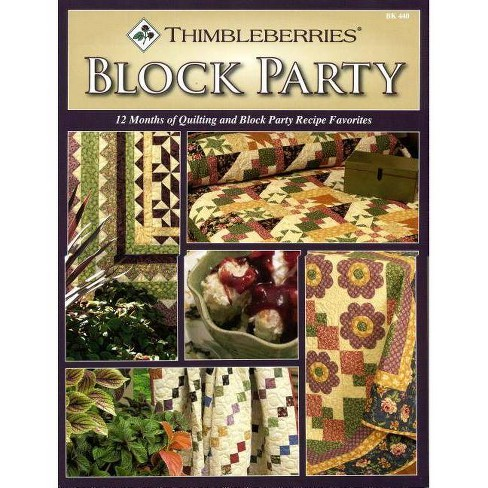 Thimbleberries Block Party - by  Lynette Jensen (Paperback) - image 1 of 1