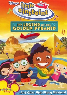 Disney's Little Einsteins: The Legend of the Golden Pyramid (DVD)