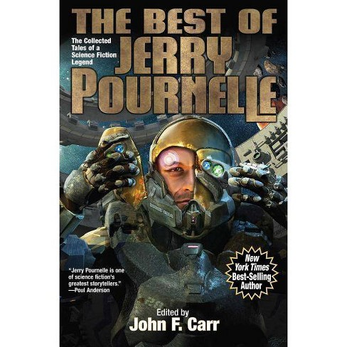 The Best of Jerry Pournelle - (Paperback) - image 1 of 1