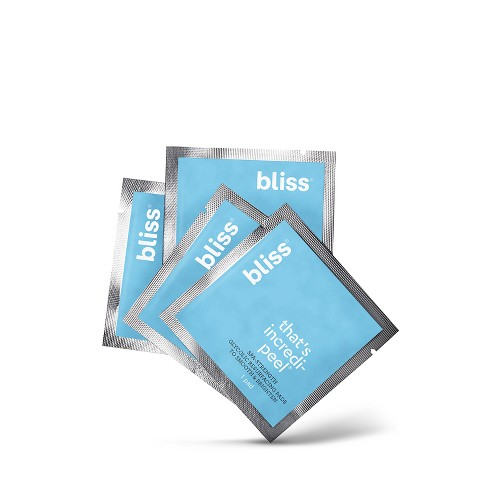 Bliss That's Incredi-peel Glycolic Resurfacing Pads - 15ct - image 1 of 4