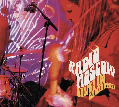 Radio moscow - Live in california (Vinyl) - image 1 of 1