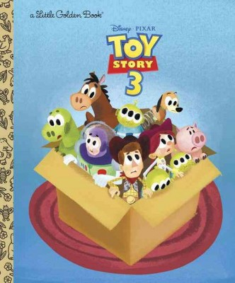Toy Story 3 (Hardcover)(Annie Auerbach)