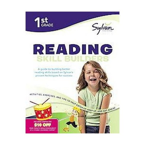 1st Grade Reading Skill Builders (Paperback) by Learning Sylvan - image 1 of 1