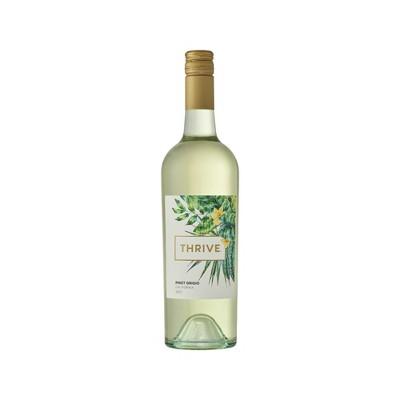 Thrive Pinot Grigio White Wine - 750ml Bottle