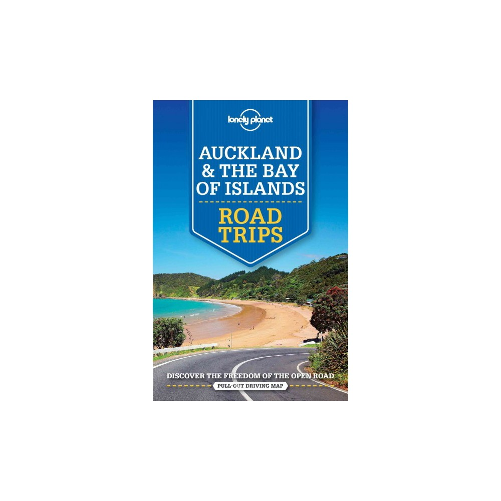 Lonely Planet Road Trips Auckland & the Bay of Islands (Paperback) (Brett Atkinson & Peter Dragicevich)