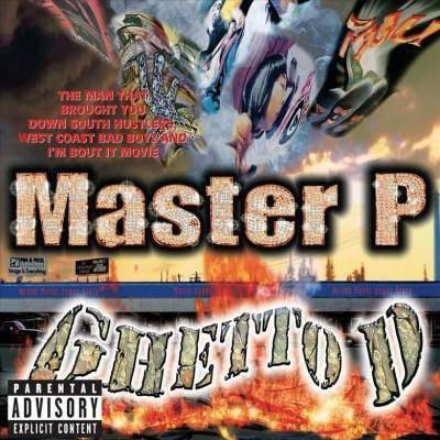 Master P - Ghetto D (2 LP) (EXPLICIT LYRICS) (Vinyl)