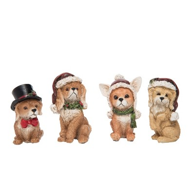 Gallerie II Holiday Doggy Fig, A/4