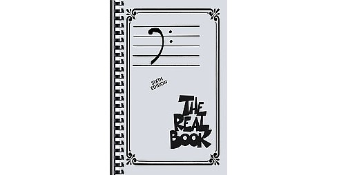 Bass Clef Real Book (Paperback) - image 1 of 1