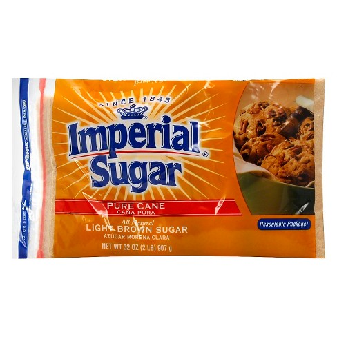 Imperial Sugar Light Brown Cane Sugar - 32oz - image 1 of 1