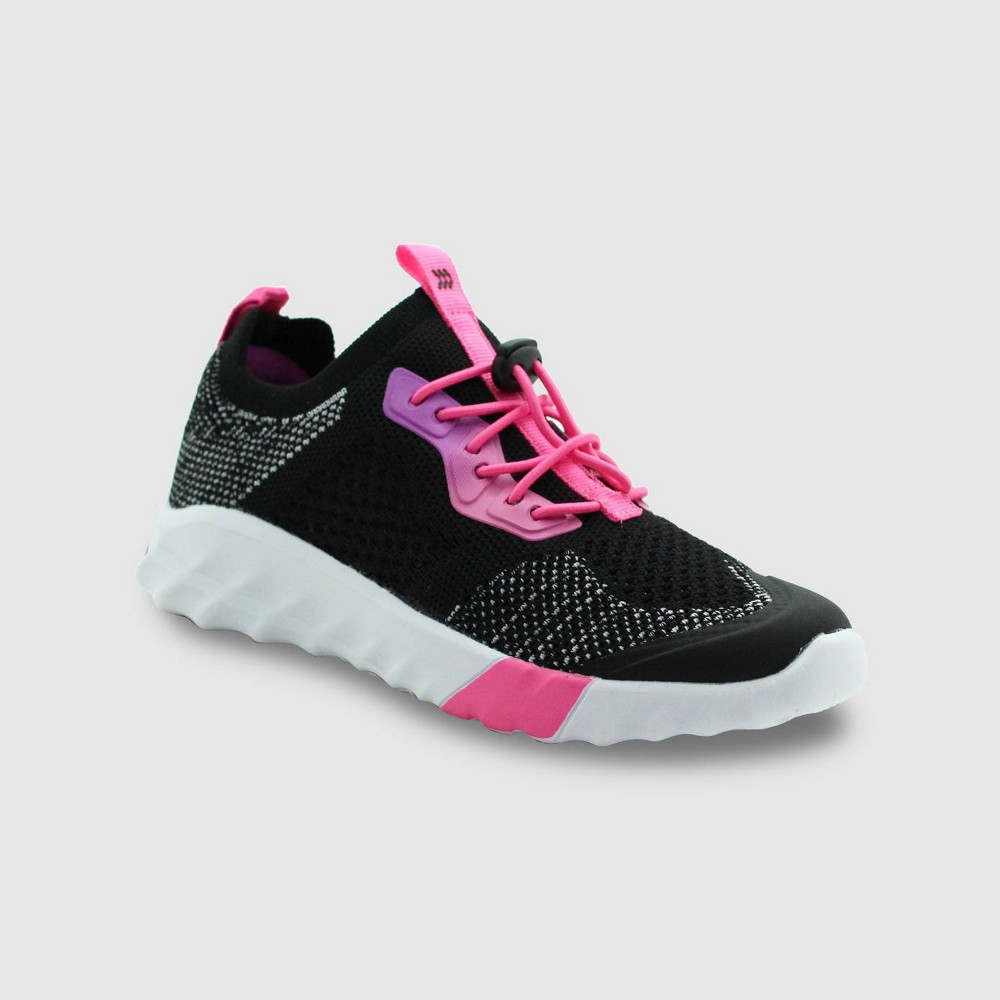 Kids 39 Dash Toggle Performance Athletic Sneakers All In Motion 8482 Black 4