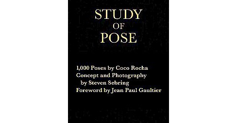 Study of Pose (Hardcover) - image 1 of 1