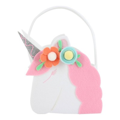 Felt Easter Basket Unicorn - Spritz™