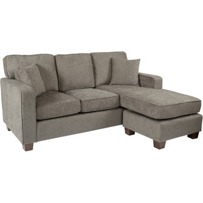 Russell Sectional with 2 Pillows - Ave Six