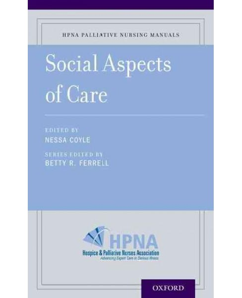 Social Aspects of Care (Paperback) - image 1 of 1