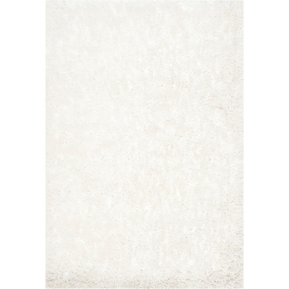 2'3X4' Solid Tufted Accent Rug Light Gray - Safavieh
