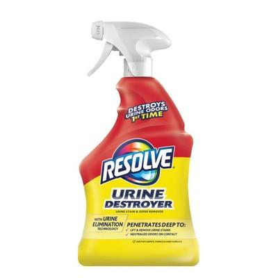 Resolve Pet Stain Urine Destroyer - 32 fl oz