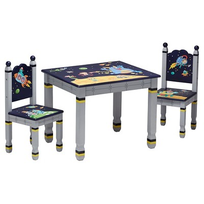 Outer Space 3-Piece Table & Chair Set - Fantasy Fields